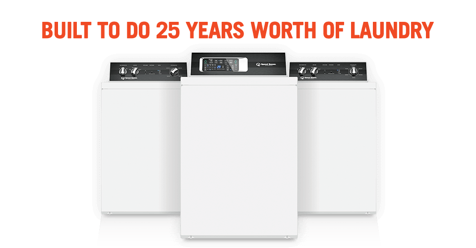 Speed Queen Built to Last